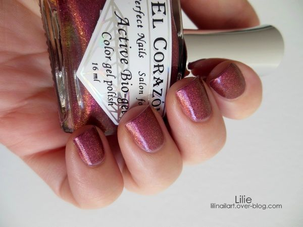El Corazon - Magic Shine Collection - Magic Evening Fantasy