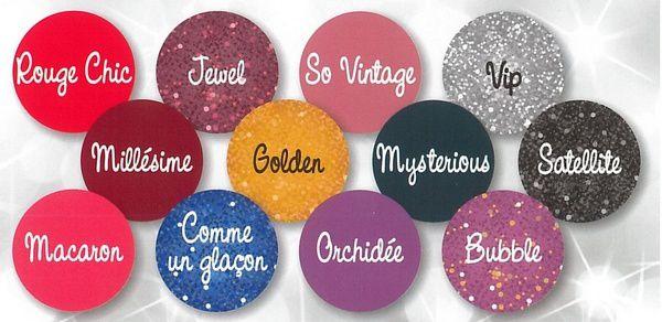 Mini Vernis Let's color by Anne Faugère