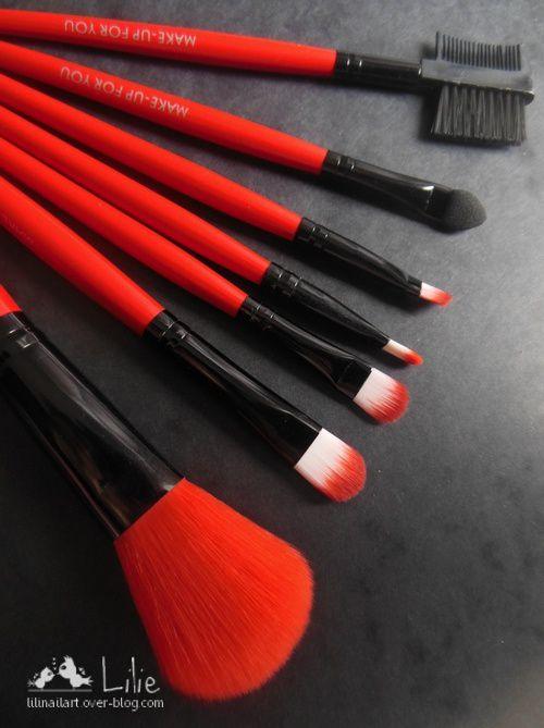 Pinceaux makeup : Born Pretty Store
