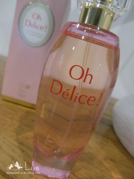 Oh Délice ! Un parfum gourmand