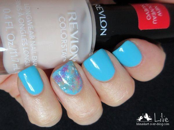Colorstay Gel Envy Revlon &amp&#x3B; accent nail