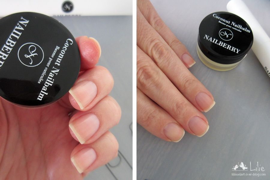 Soin pour les ongles Nailberry