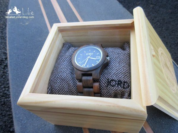 Montre Jord Ely by Carla (Giveaway)