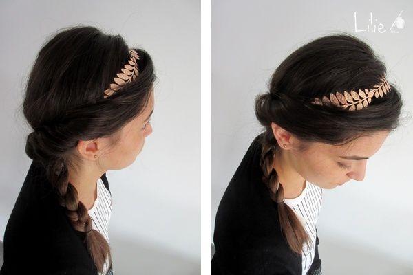 Accessoires Cheveux ELLE &amp&#x3B; HAIR SPRING
