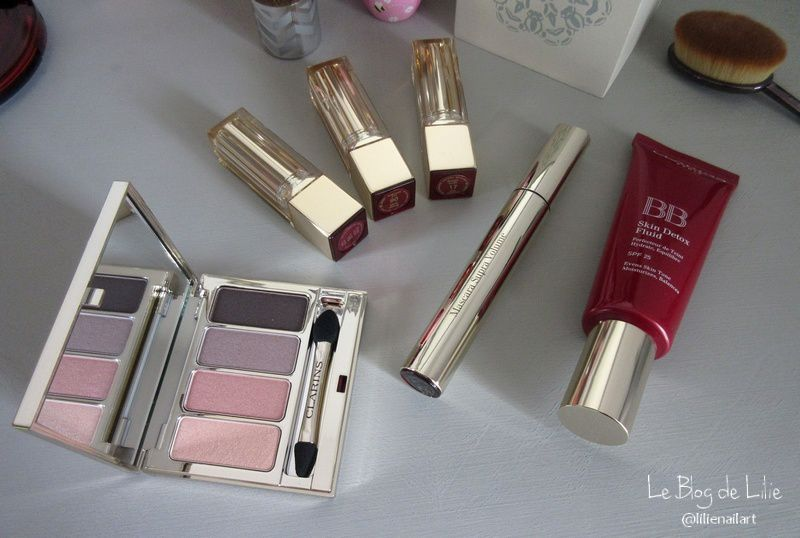 Collection Maquillage Automne 2016 Clarins