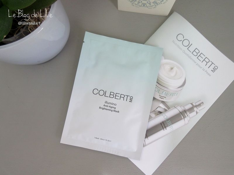 Colbert MD - Masque Illumino - La Rivière Shop