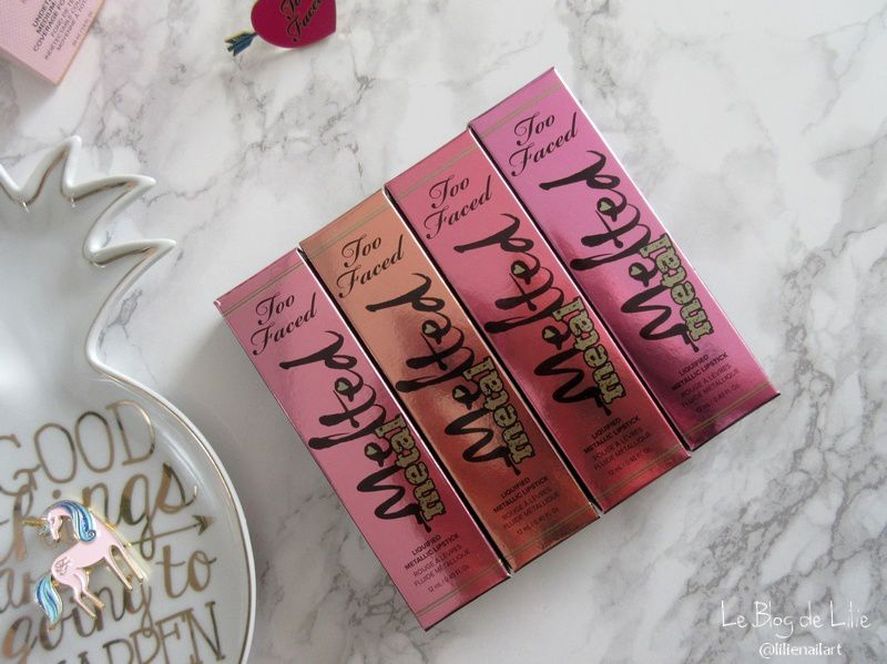 Melted Metal de Too Faced, mon avis !