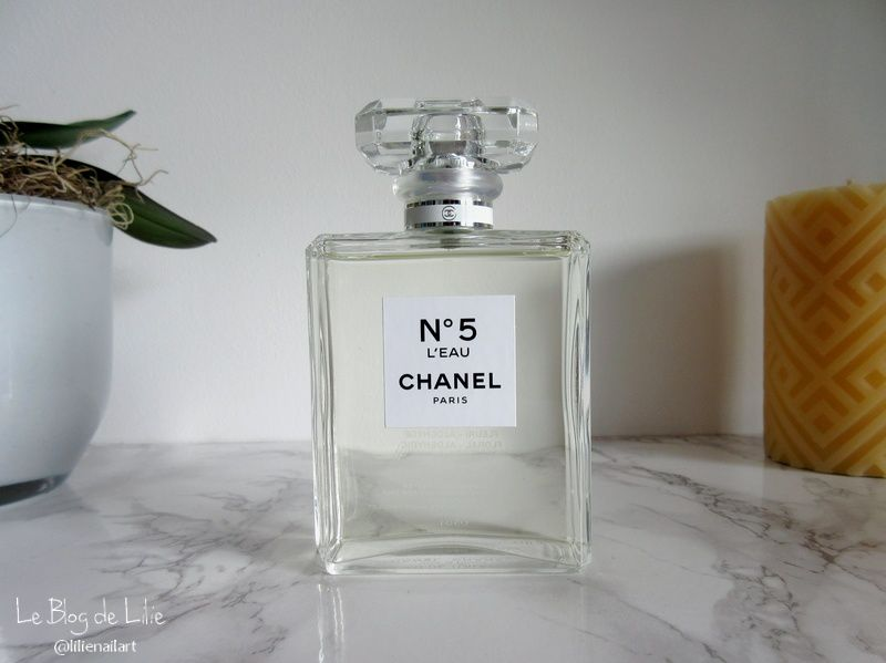 N5 Leau Chanel Origines Parfums Le Blog De Lilie
