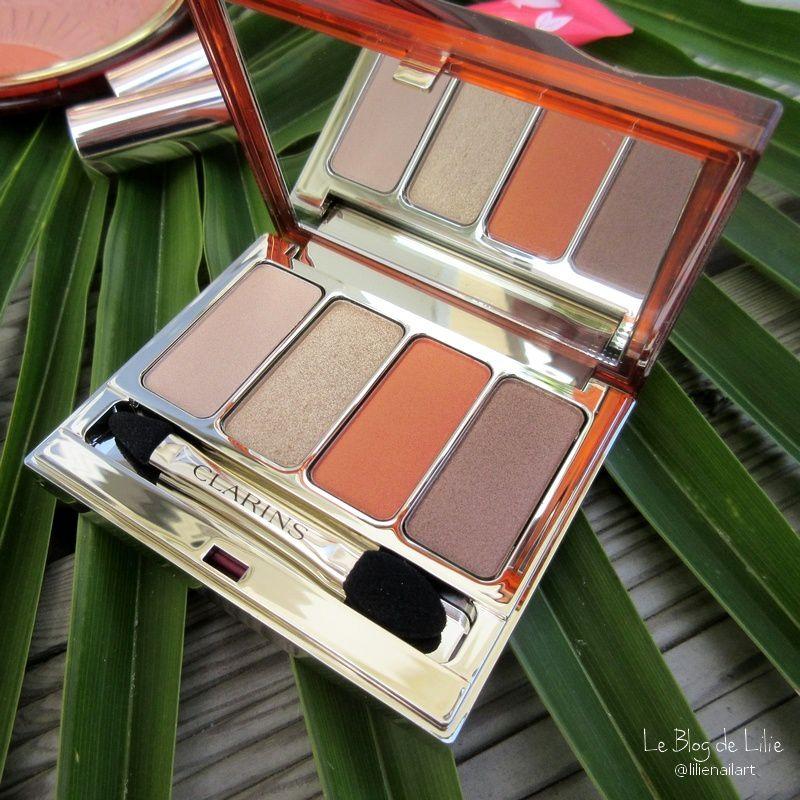 Clarins - Hâle d'été Collection Maquillage Été 2017