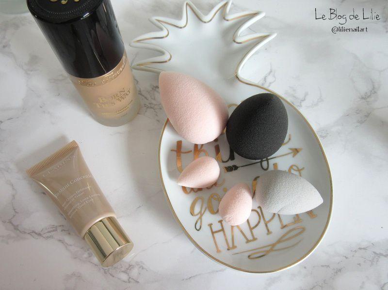 L'éponge à maquillage BeautyBlender®