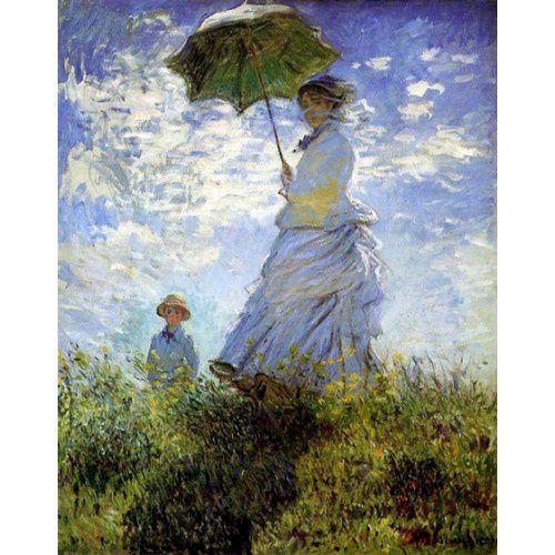 La Promenade de Claude Monet 1875