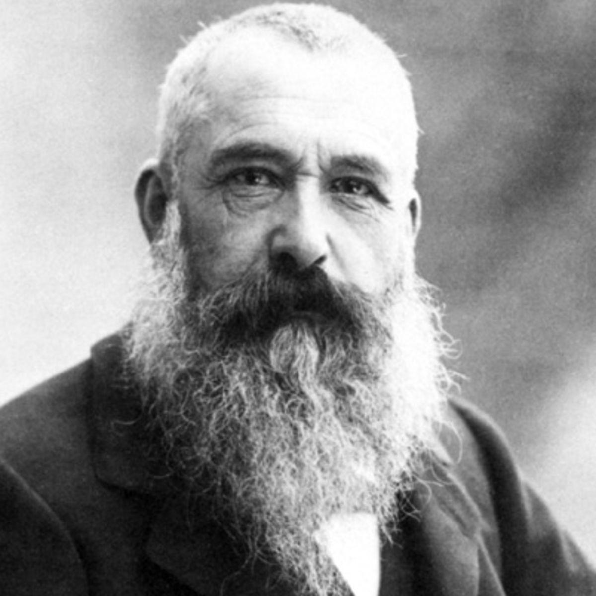 Claude Monet ( 1845-1826)