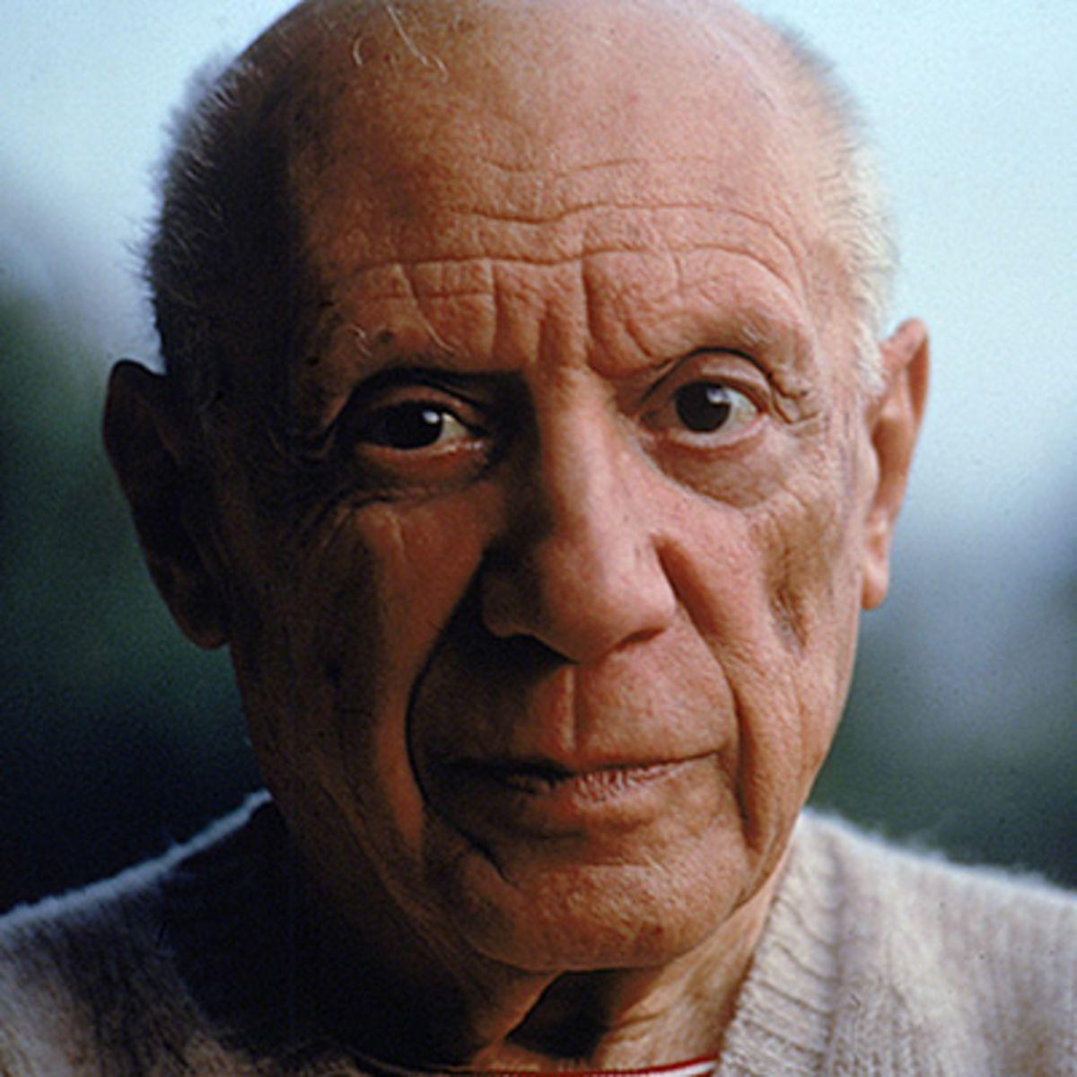 Pablo Ruiz Picasso ( 1881-1973 )