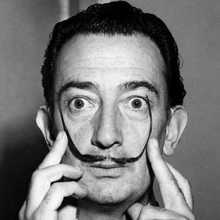 Salvador Dalí, un original fou de Gala