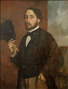 Hilaire Germain Edgar de Gas, dit Edgar Degas (1834 - 1917)
