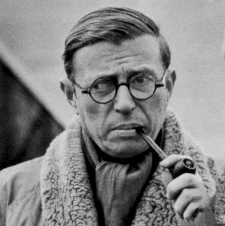 Jean-Paul Charles Aymard Sartre ( 1905 -1980)