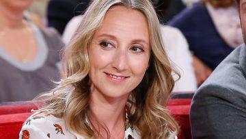 """"""" Audrey Lamy, née le 19 janvier 1981 à Alès dans le Gard, est une actrice et humoriste française."""" Le 24 juin 2016, elle devient maman d'un garçon. ��"""