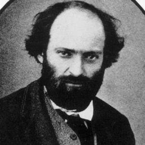 """"""" Paul Cézanne, né le 19 janvier 1839 à Aix-en-Provence, mort le 22 octobre 1906 dans la même ville, est un peintre français, membre du mouvement impressionniste, considéré comme le précurseur du post-impressionnisme et du cubisme."""" RIP�"""