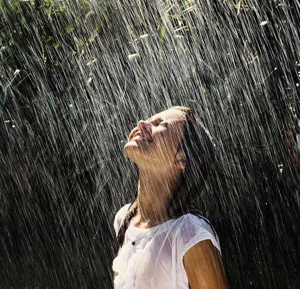 Neige, pluie, soleil...