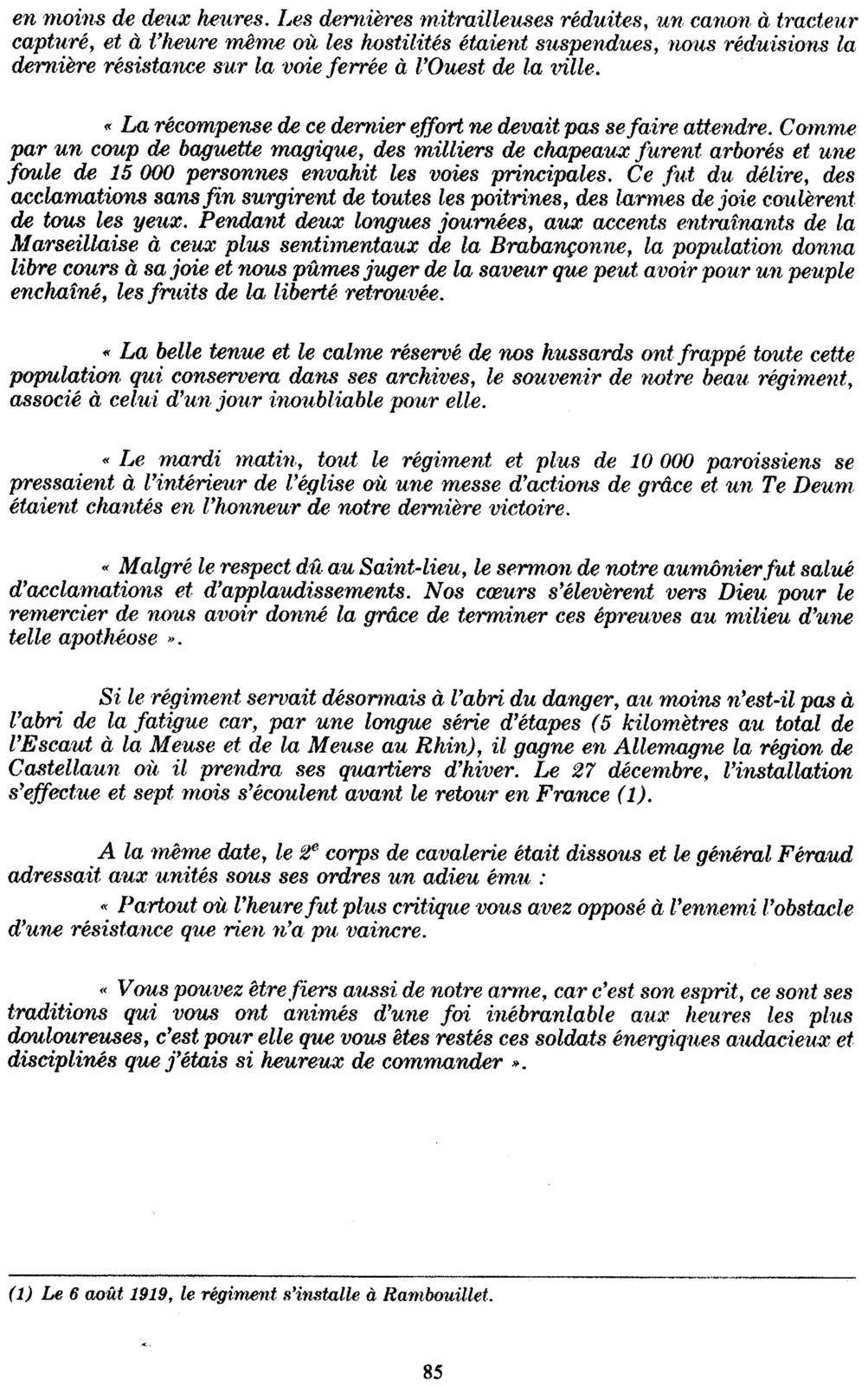 """petite série d'images d'extrait du livre du capitaine Chaduc  """"le colonel général"""". honneur à nos poilus cavaliers."""