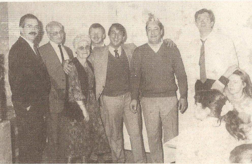 Saint-Eloi 1989.