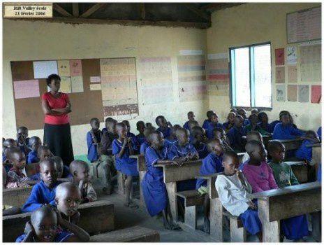 la Tanzanie laisse tomber l'anglais comme langue d'enseignement et opte pour le Kiswahili