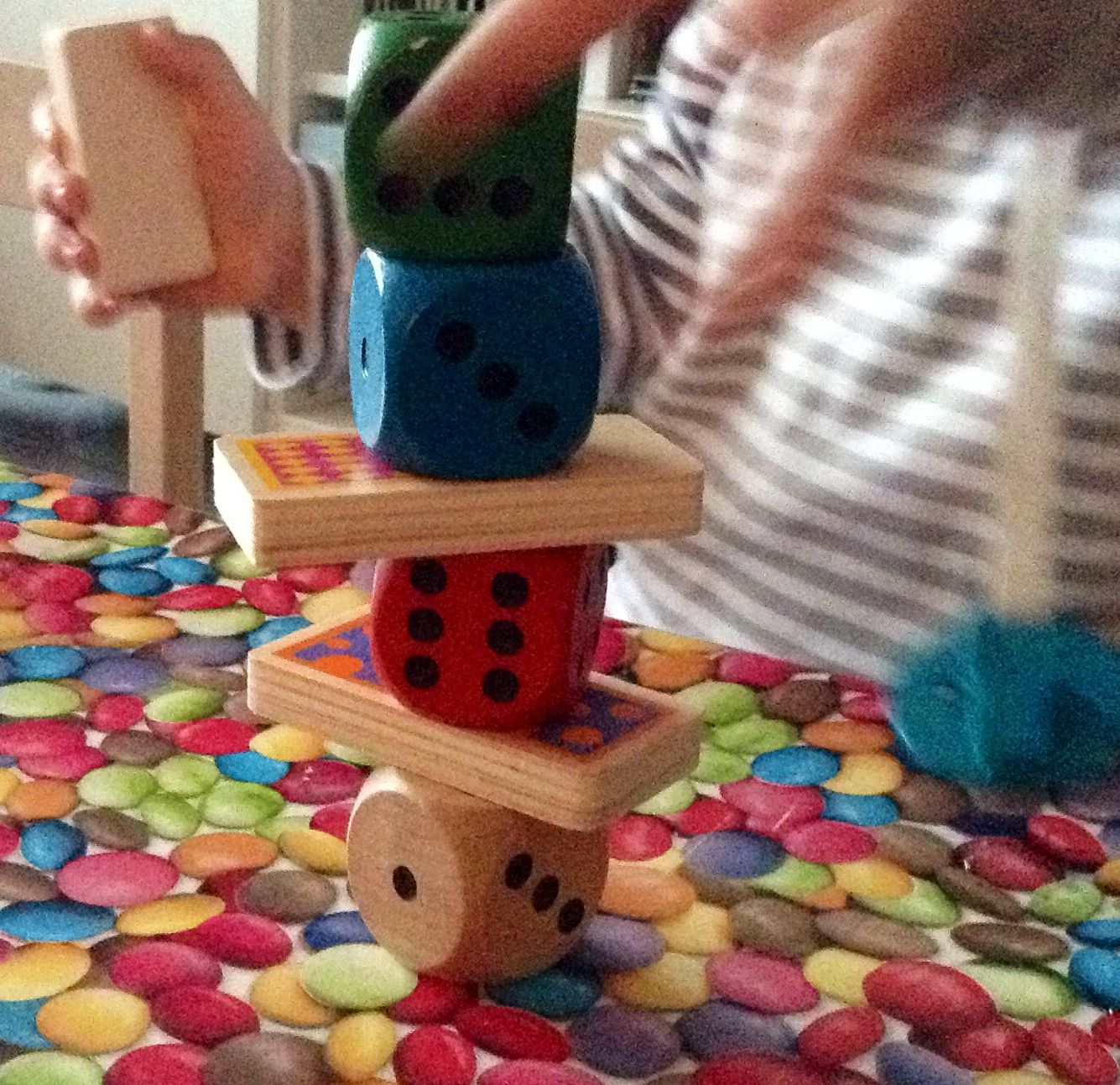 Se laisser tomber (le jeu préféré des enfants de moyenne section de maternelle)