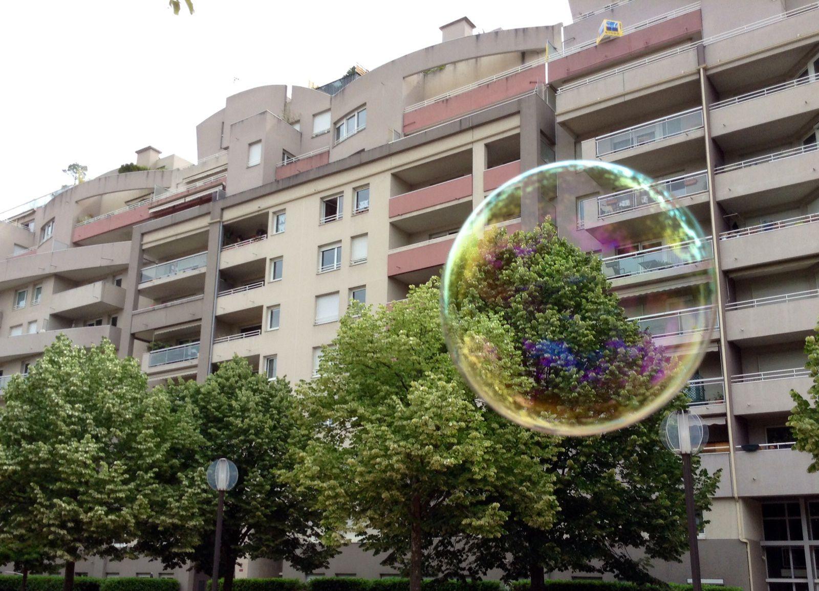 """Les vertus de """"la bulle"""""""