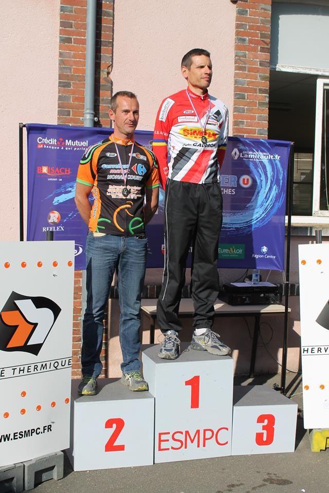 Le podium 28 des 2