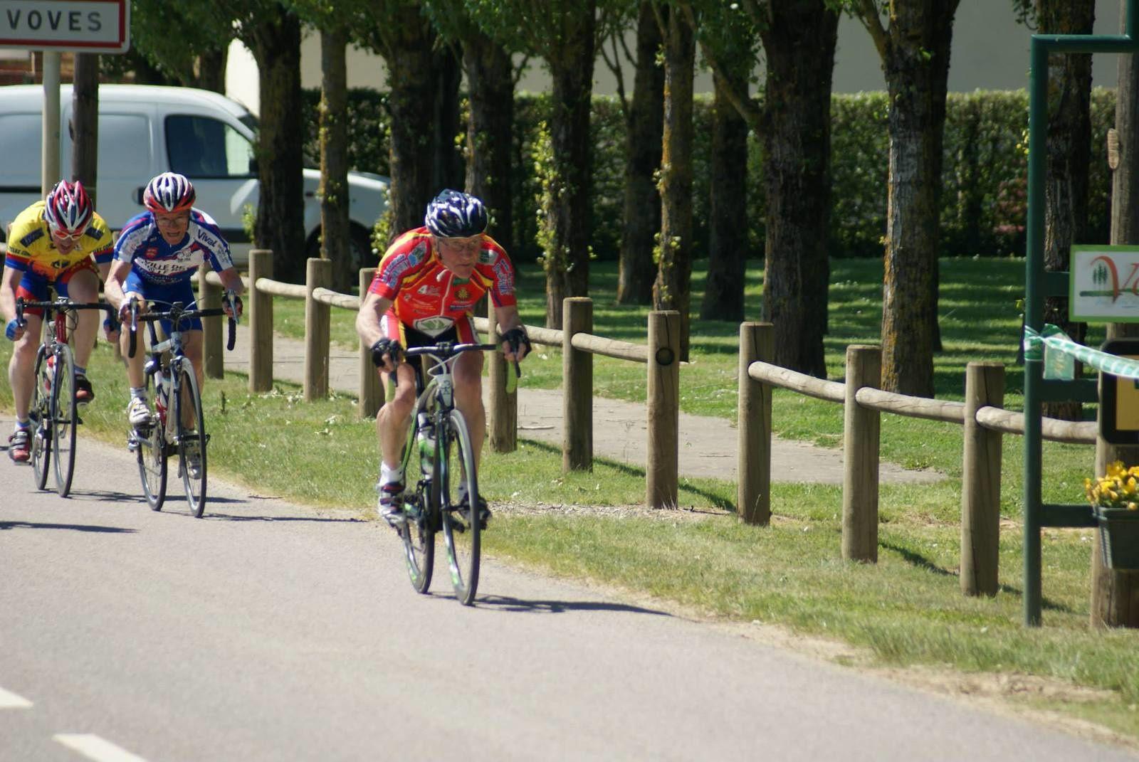 Didier a fait la différence pour remporter sa première course de la saison
