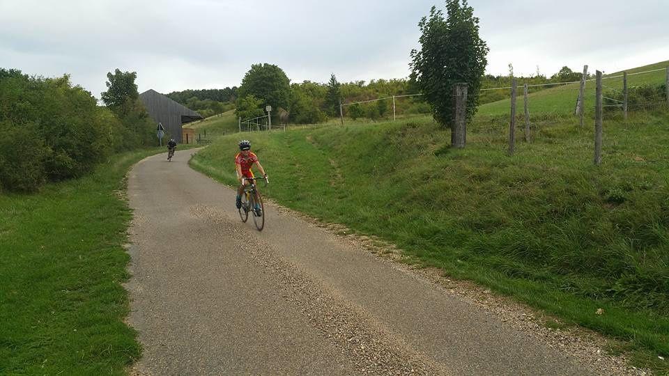 Des nouveaux à l'école de cyclisme du Dreux Cyclo Club