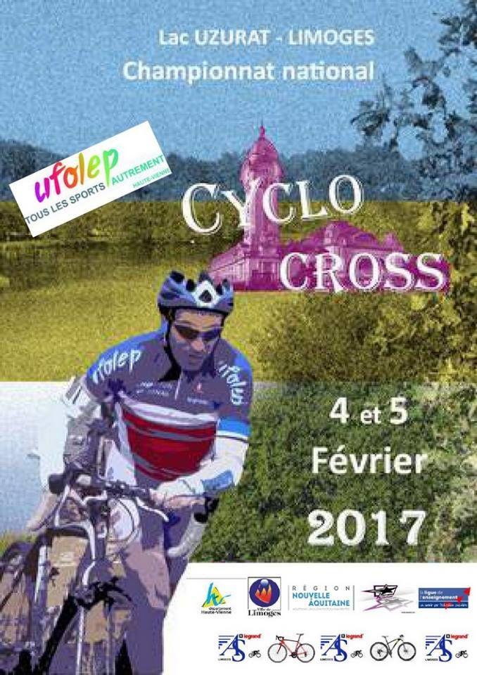 Le dossier complet du National UFOLEP de cyclo-cross des 4 et 5 février 2017