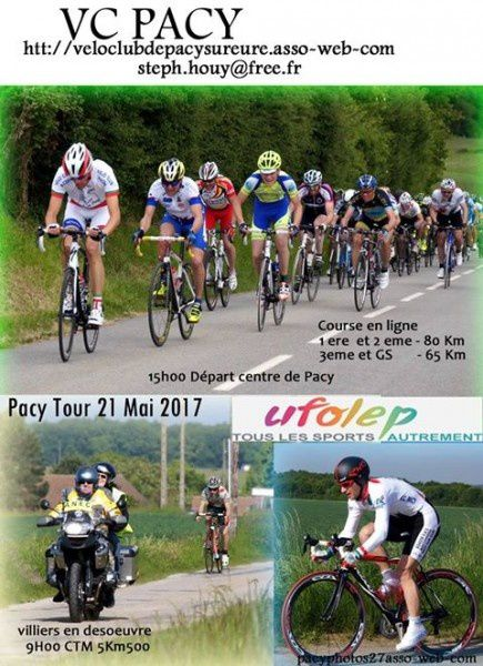 Victoire de Julien Primault (Team Progress) au Pacy Tour (27)