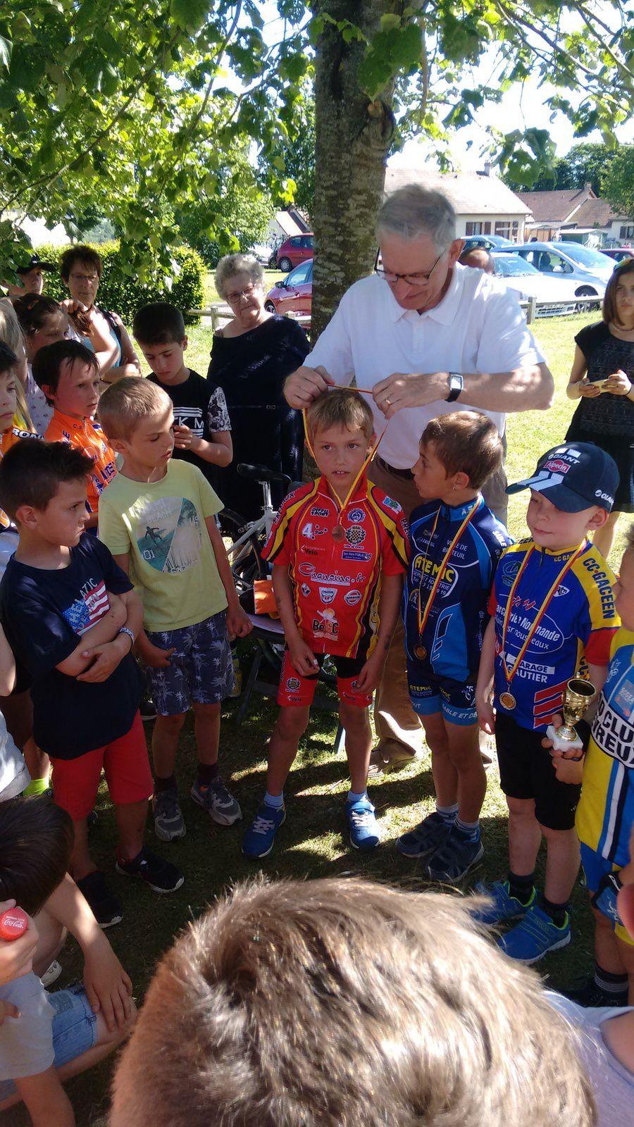 Le Fidelaire (27) : victoire de Manon et 3 podiums pour le Dreux CC