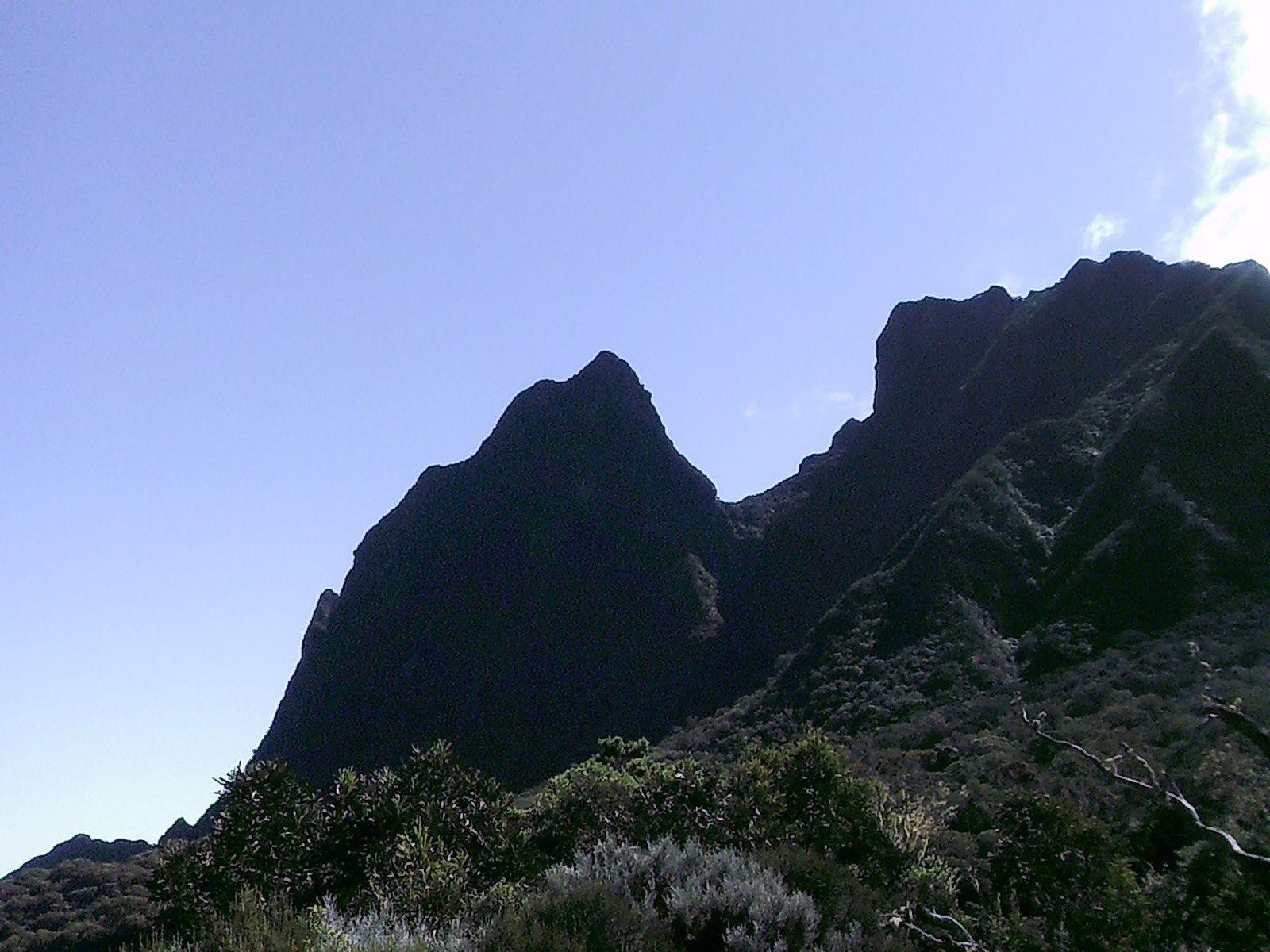 Col des boeufs- plateau du kerval...