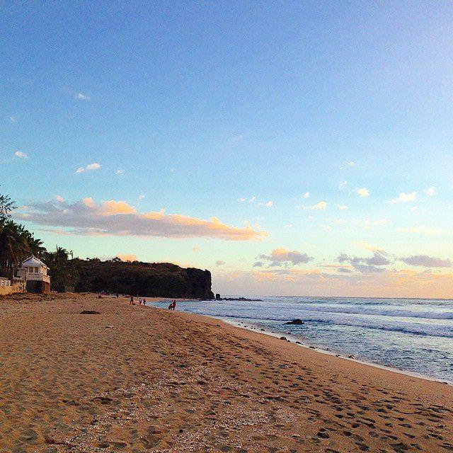 Les plages, un plaisir infini...