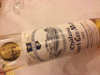 Les vins de Saussignac Club AOC Barr juin 2015