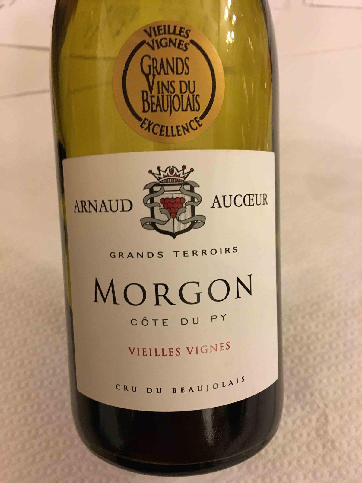 Les vins de Morgon Cote Du Py au CLUB AOC de Barr