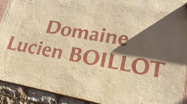 Les 2015 Chez Lucien Boillot