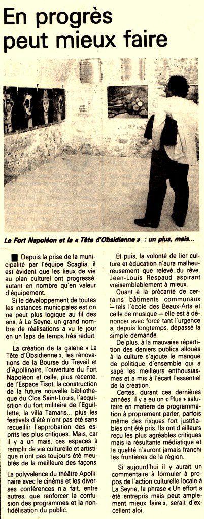 Ma Biographie 228 - Janvier 1993