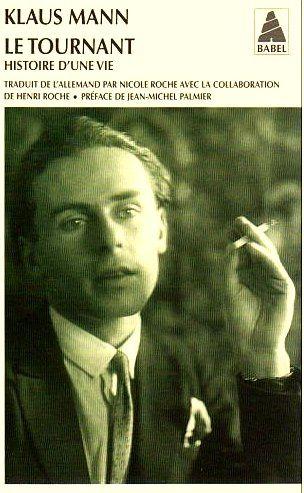 Klaus Mann, fils de Thomas Mann