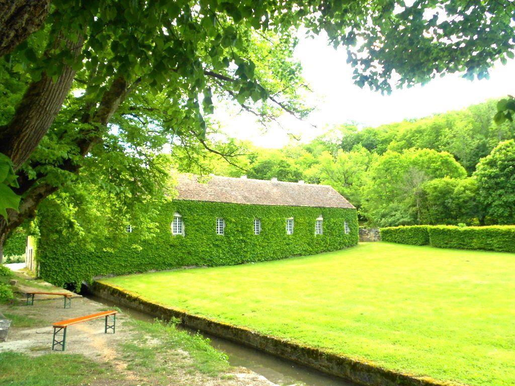 L'Abbaye de Fontenay en Bourgogne