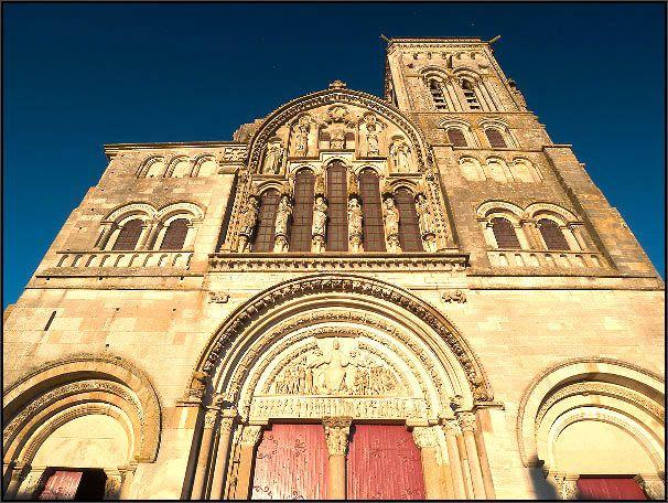 VEZELAY en Bourgogne