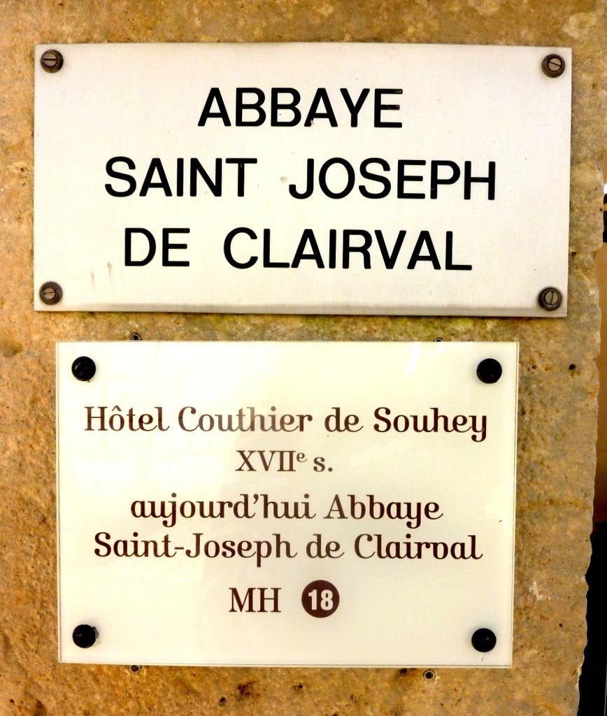 Bourgogne : Flavigny-sur-Ozerain