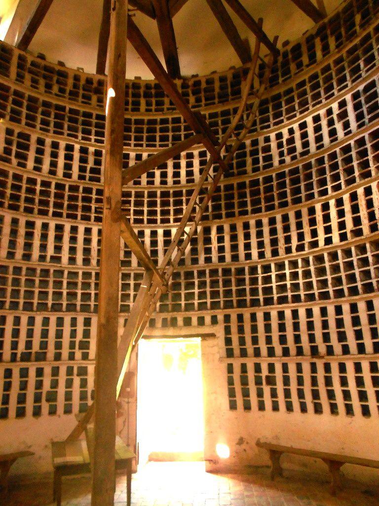 Le château d&quot&#x3B;Epoisses en Bourgogne