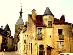 AVALLON en Bourgogne