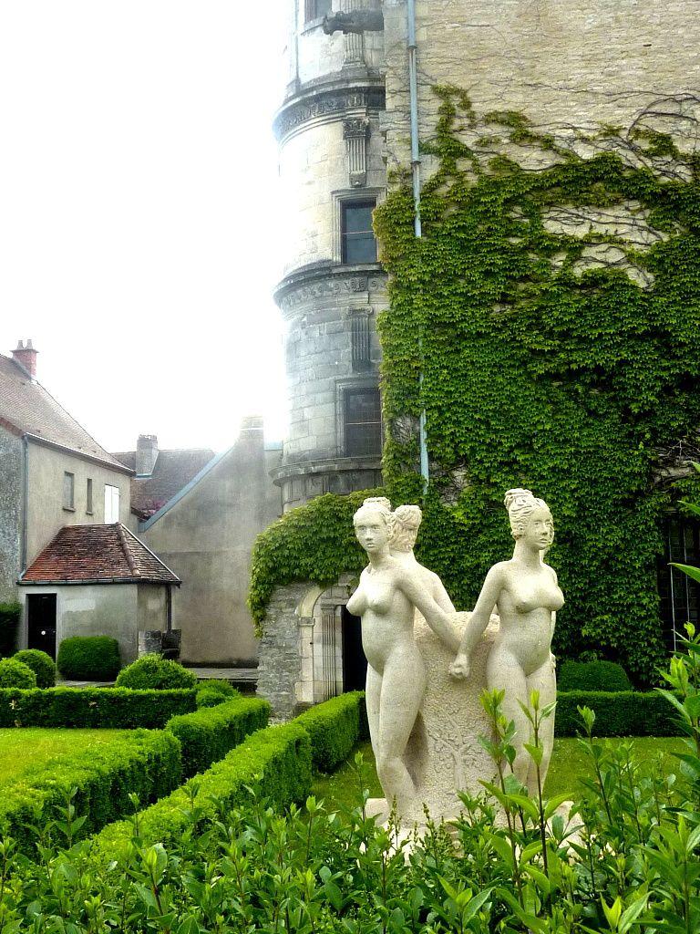 Châtillon-sur-Seine en Bourgogne