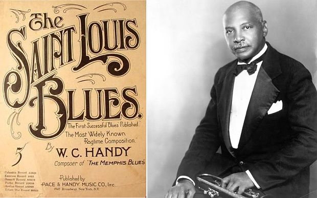 WC Handy-Blind Blake-BB King-John Lee Hooker-Robert Johnson-Blind Lennon Jefferson-Lonnie John-Tommy Johnson-Othar Turnerson-Tommy Johnson     son
