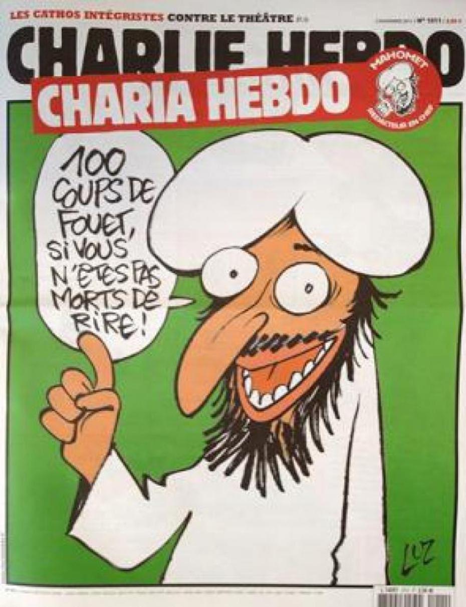 CHARLIE-HEBDO assassiné