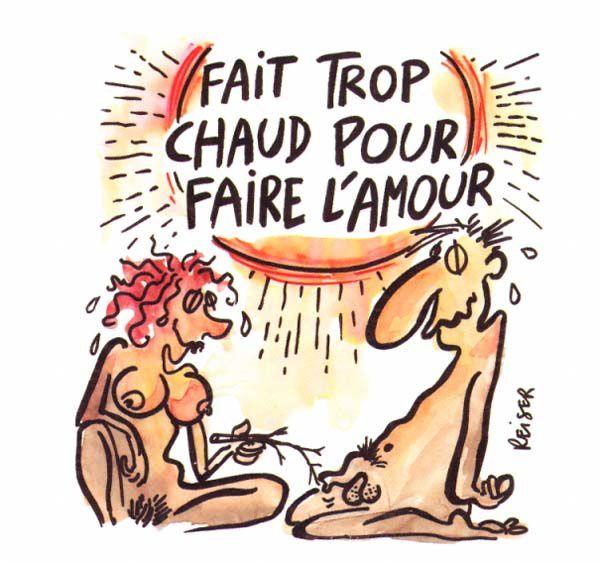 REISER, le dessinateur français le plus corrosif des années 70
